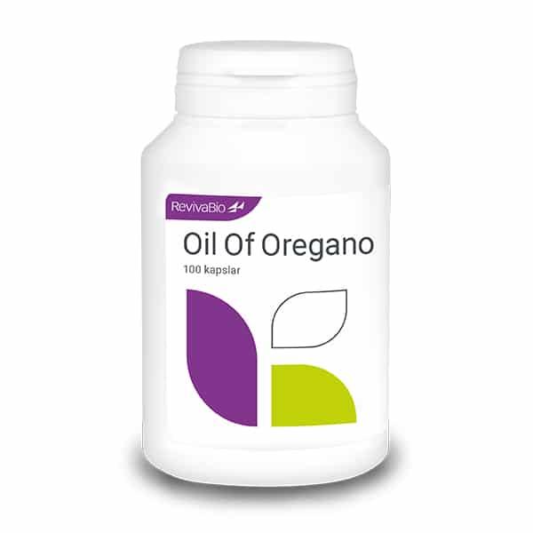 Oil Of Oregano 100 kapslar