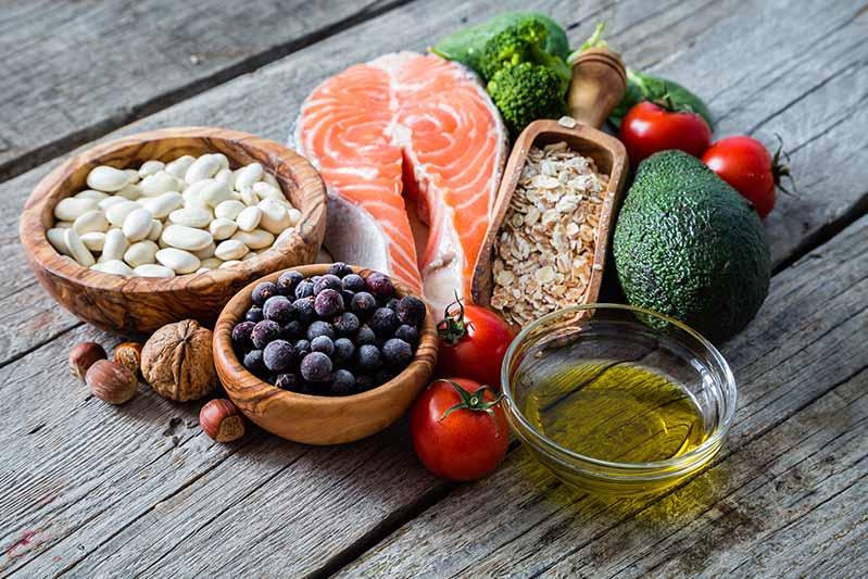 Histamin i olika typer av mat