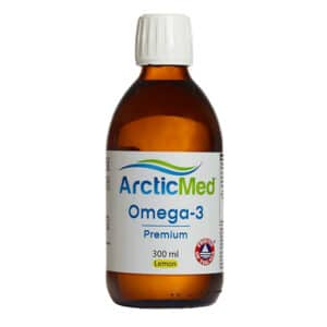Omega-3-citronsmak