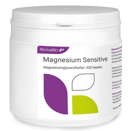Magnesium Sensitive, 320 kapslar