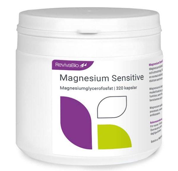 Magnesium Sensitive, 320 kapslar